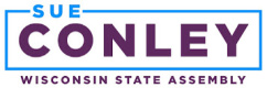 Sue Conley For Wisconsin State Assembly logo